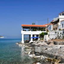 Perdika Aegina Zatoka Sarońska