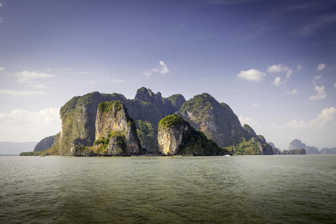 Żeglowanie w Tajlandii