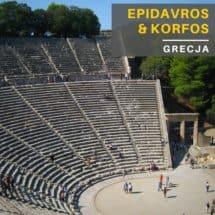 Epidavros & Korfos minatura