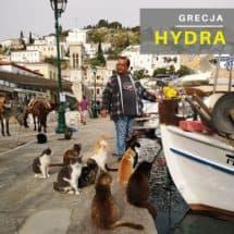 Artykuł wyspa Hydra