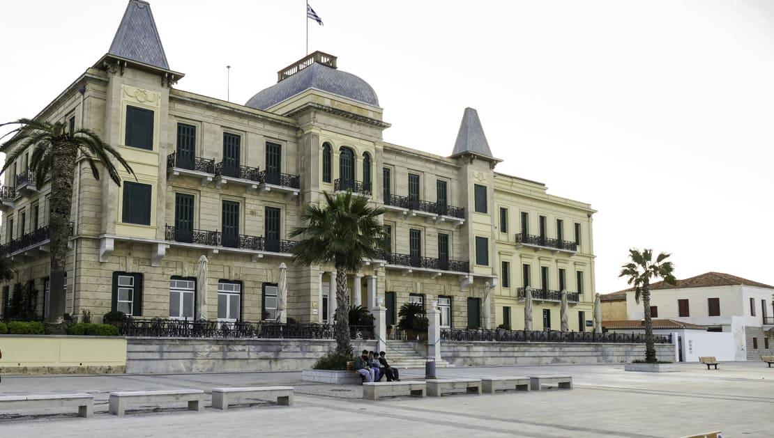 Spetses hotel Posejdon