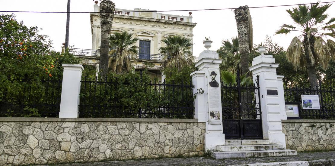 Spetses dom i muzeum Anargyrosa