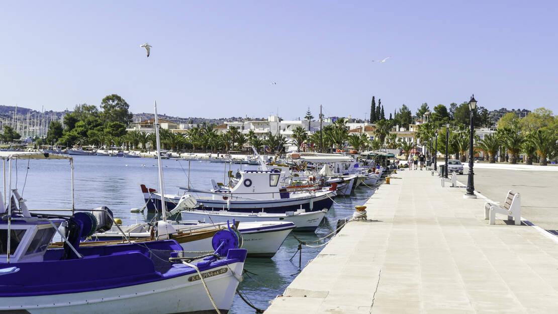 Kilada Zatoka Argolidzka Grecja