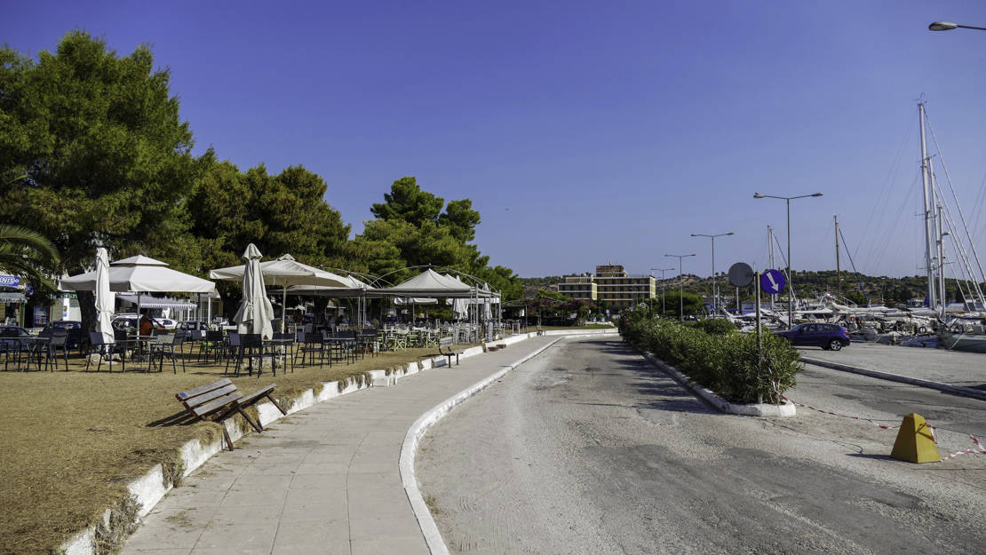 Porto Heli Grecja Zatoka Argolidzka