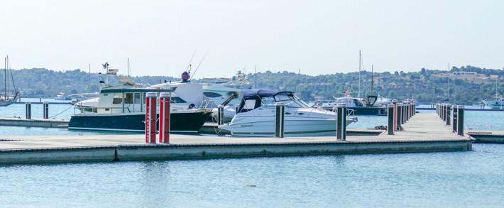 Port w Porto Heli