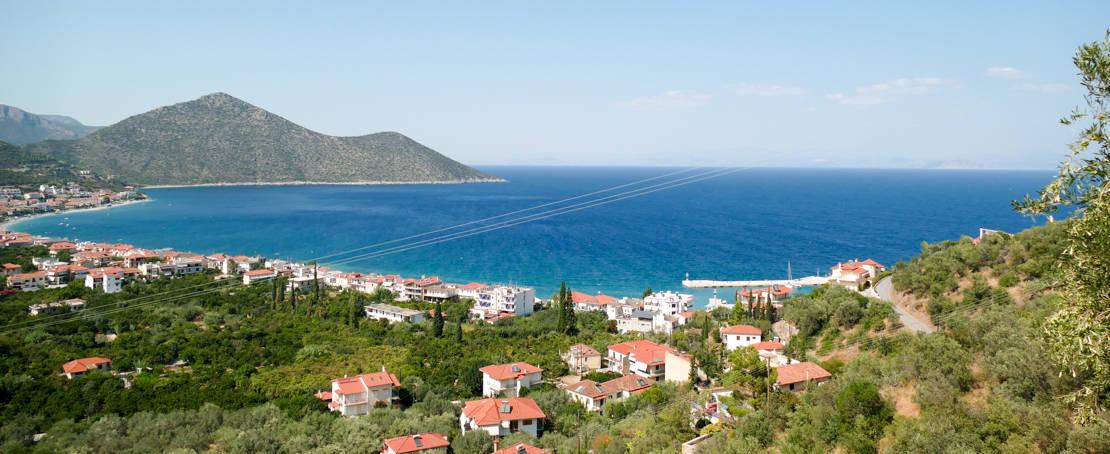 Widok na Tiros