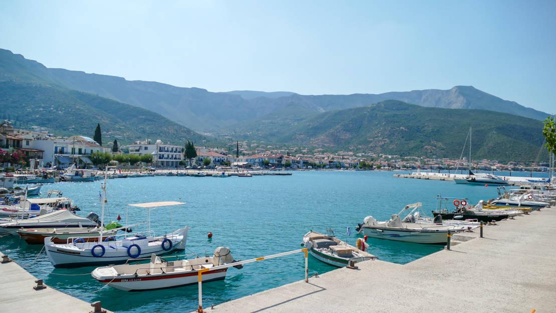 Port w Tiros