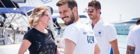 Navigare yachting Grecja