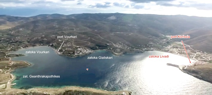 Zatoka Ahios Nikolaos Kea
