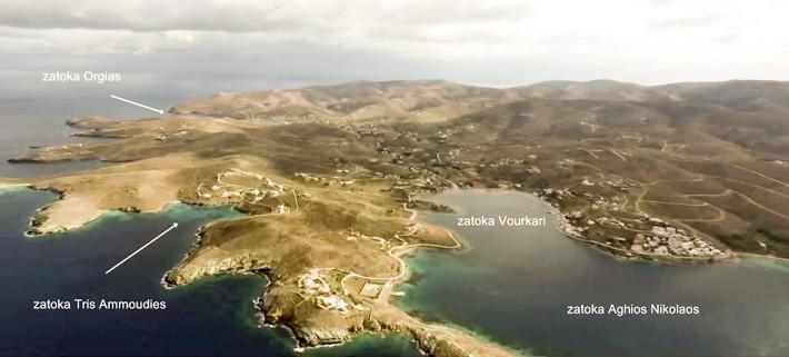 Zatoka Tris ammoudies