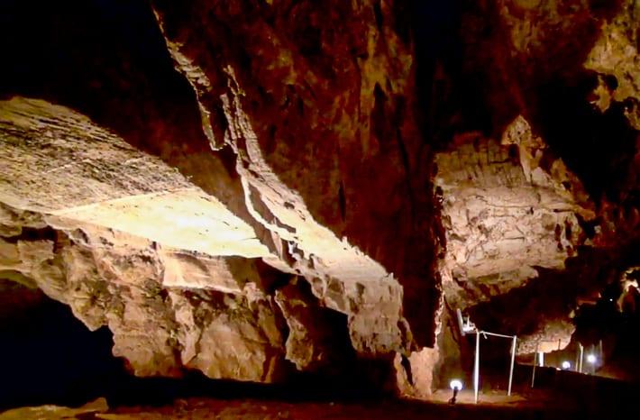 Jaskinia Katafiki Kithnos
