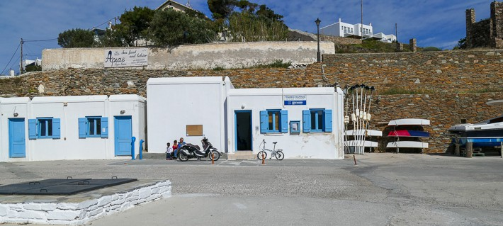 Loutra biuro harbourmastera