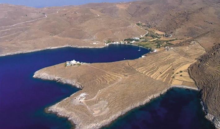 Zatoka Aghios Stefanos