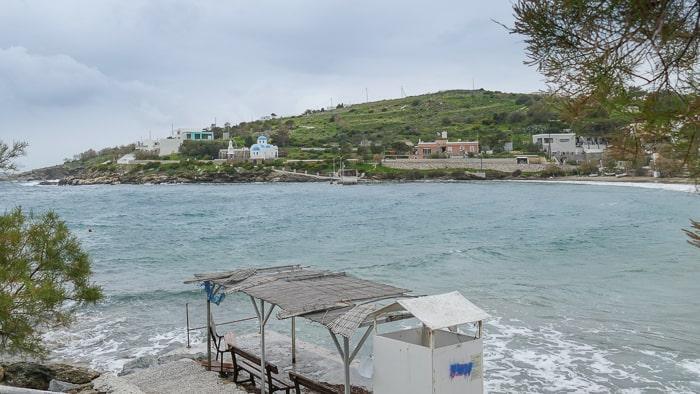 Zatoka Megalos Gialos Syros
