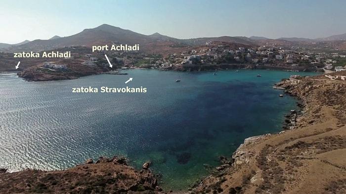Zatoka Vari na Syros