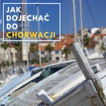 jak dojechać do Chorwacji