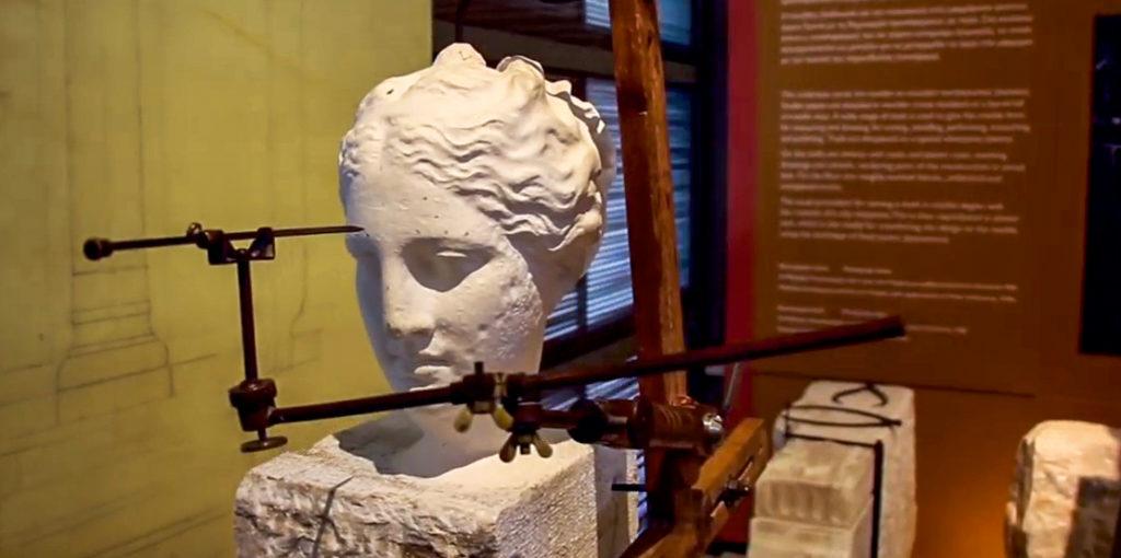 Muzeum Marmuru w Pyrgos na Tinos