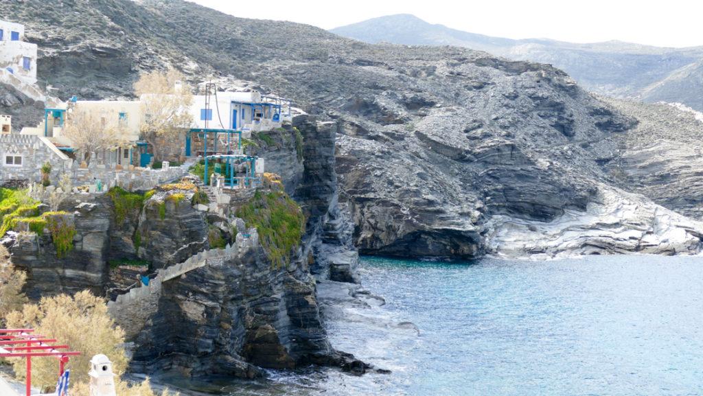 Zatoka Mali na Tinos