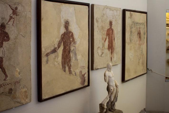 Muzeum na Delos