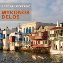 Mykonos i Delos