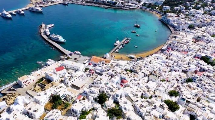 Stary Port Mykonos