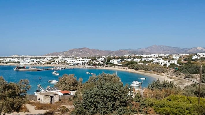 Ag. Anna w zatoce Prokopiou