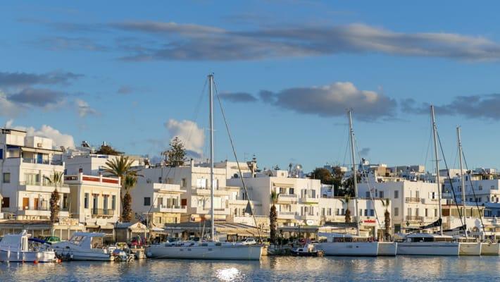 keja miejska w naxos