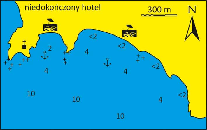 Mapka Aghios Loannis Naxos