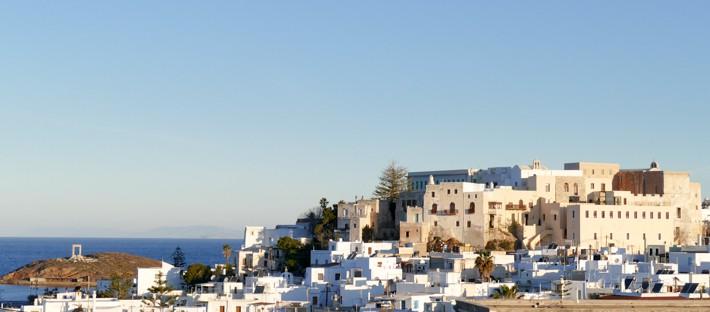 zabudowania naxos