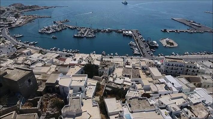 Port Naxos