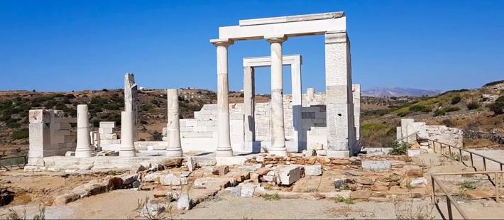 Świątynia Demeter na Naxos
