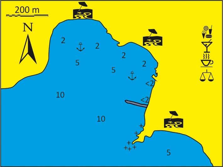 Mapka Zatoka Alyki