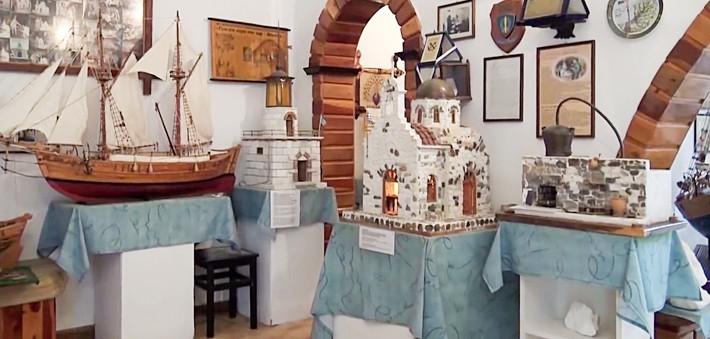 Muzeum Miniatur Aliki Paros