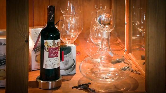 Winiarnia w Naoussa na Paros