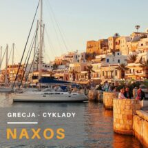 Naxos port jacht