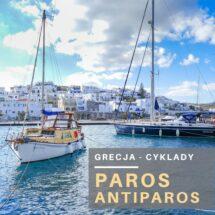 okłdadka Paros