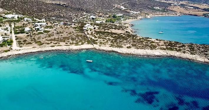 Zatoka Faranga na Paros