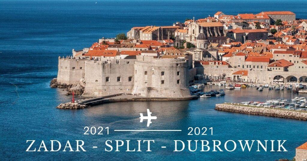 połączenia lotnicze LOT do Chorwacji w sezonie 2021