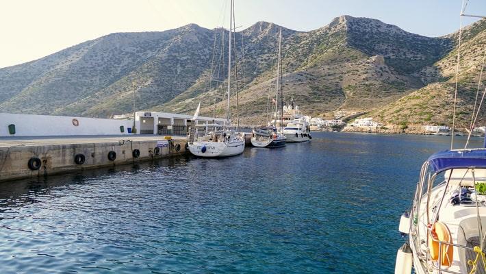 port Kamares