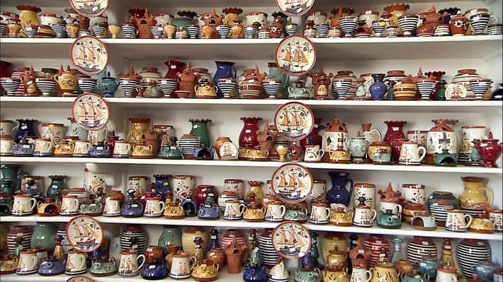 Ceramika z Sifnos