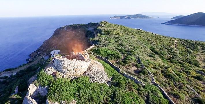 wieża na Sifnos