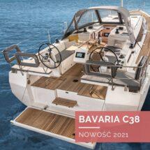Bavaria c38 okładka