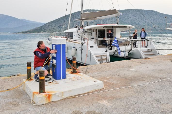 port prąd Kilada