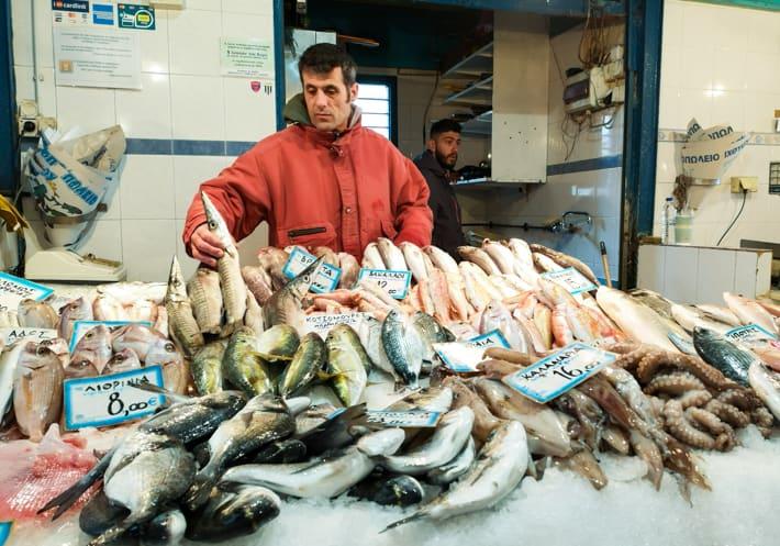 targ rybny Aegina