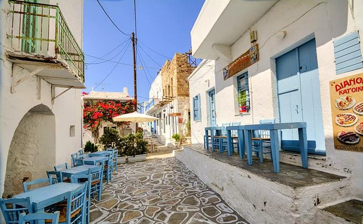 tawerna Palaia Agora Kimolos