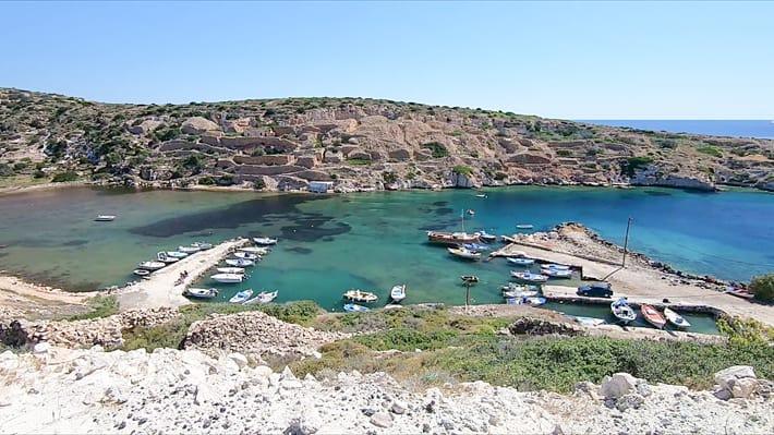 Port i zatoka Semina