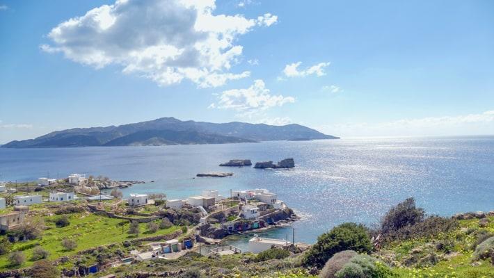 Zatoka Rematos na Kimolos