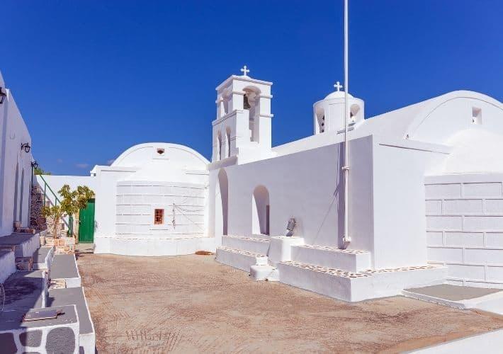Klasztor Agios Ioannis Side
