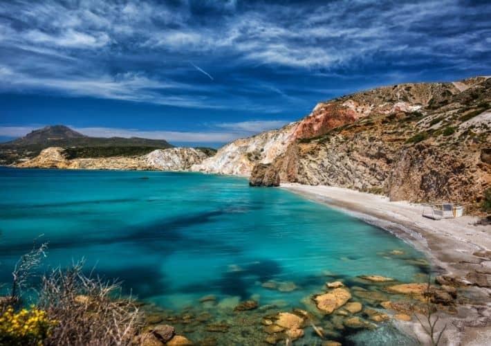 Plaża Firiplaka
