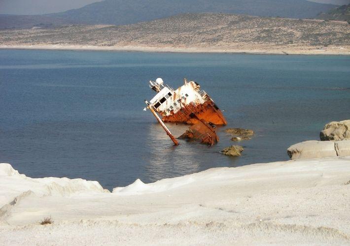 Plaża Sarakiniko